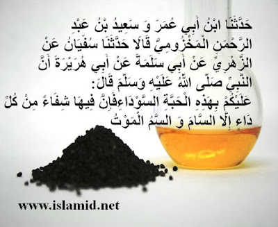 hadits-sahih-nomor857-tentang-khsiat-habbatussauda-jintan-hitam-blackseed