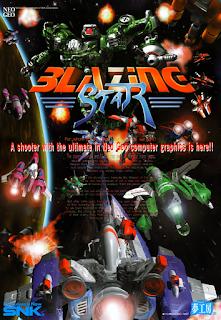 Blazing Star ( Arcade )