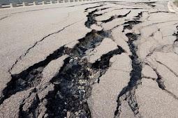 Inilah Penyebab Terjadinya Gempa Bumi