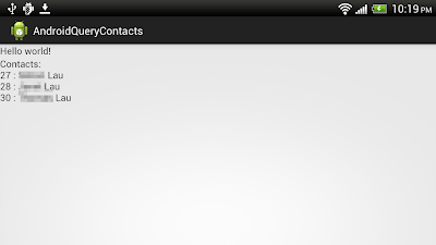 contacts has phone number with certain constraint in DISPLAY_NAME