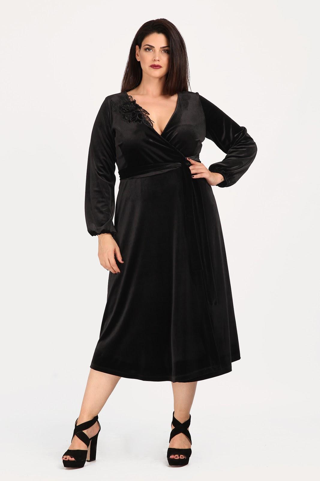 962dd4e139cb Τα 19 πιο τέλεια plus size φορέματα για το πρωτοχρονιάτικο ρεβεγιόν ...