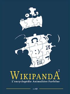 Wikipanda tome 2 Encyclopédie animalière farfelue par Ced chez Makaka