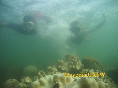 Pulau Kabung kalimantan barat yang dikatakan negeri seribu bagan menyajikan pesona indonesia yang indah..finding nemo..peta, rute dan panduan transportasi