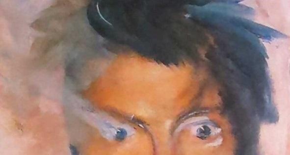 Όταν ο Ντέιβιντ Μπάουι ζωγράφιζε τον εαυτό του