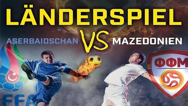 Fußball: Makedonien mit Testspiel in Österreich