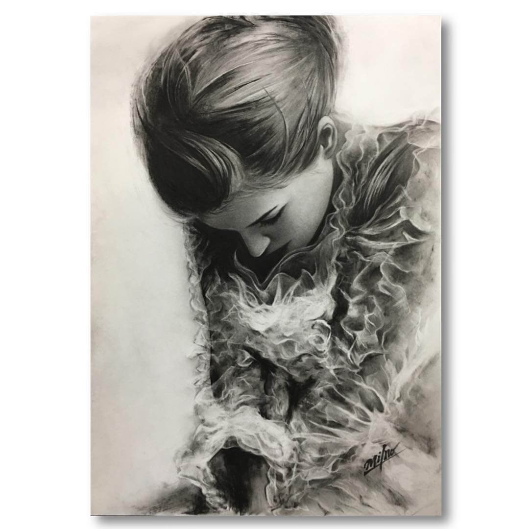 09-Atelier-Milno-Graphite-and-Charcoal-Drawings-www-designstack-co