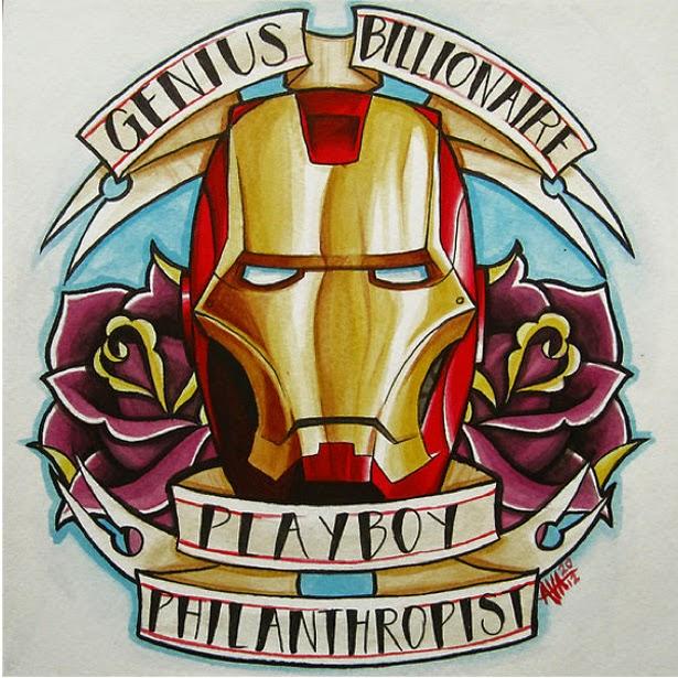 Escudo de IronMan