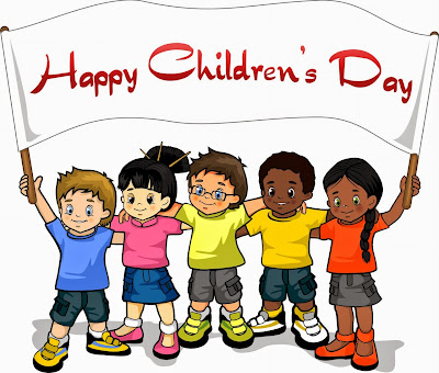 Happy Children's Day to Every Child!