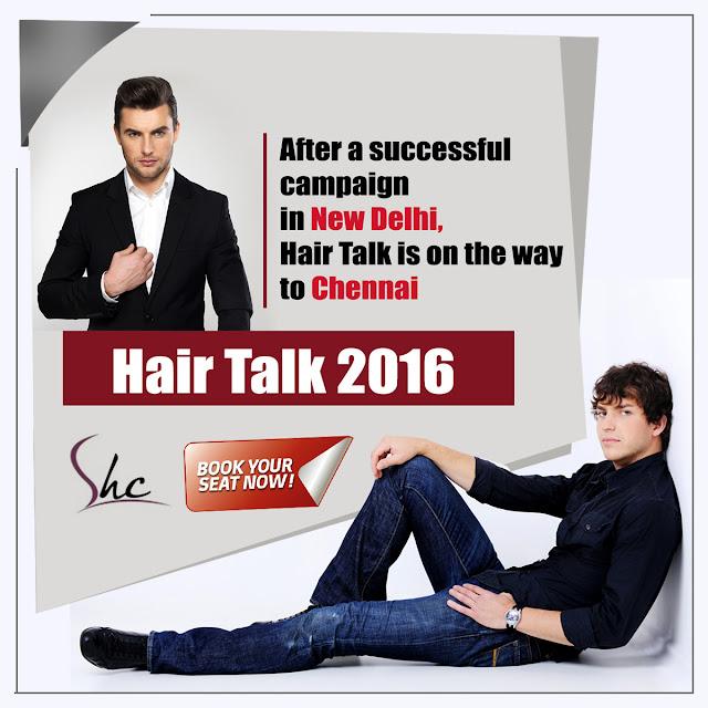 Hair Talk 2016 in Chennai