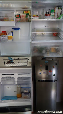 House Chores : Refrigerator Mission Accomplished