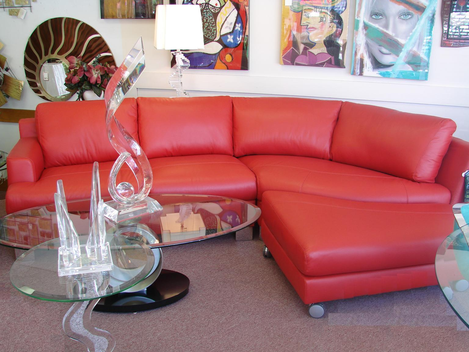 Red Sofas On Sale Sofa Inserts Natuzzi Leather And Sectionals By Interior Concepts