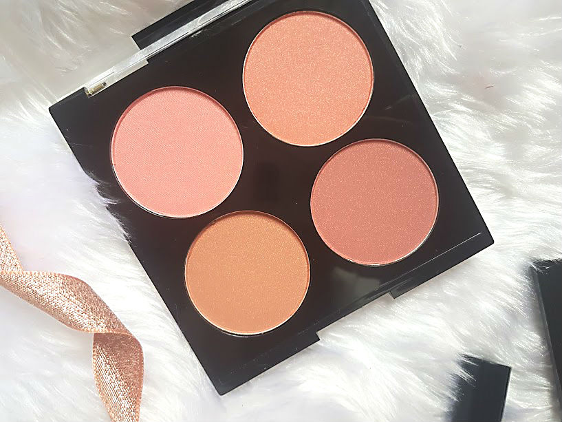 Nip and Fab Blusher Palette