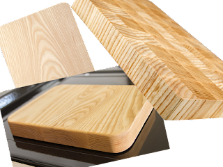 Thớt gỗ Tần Bì