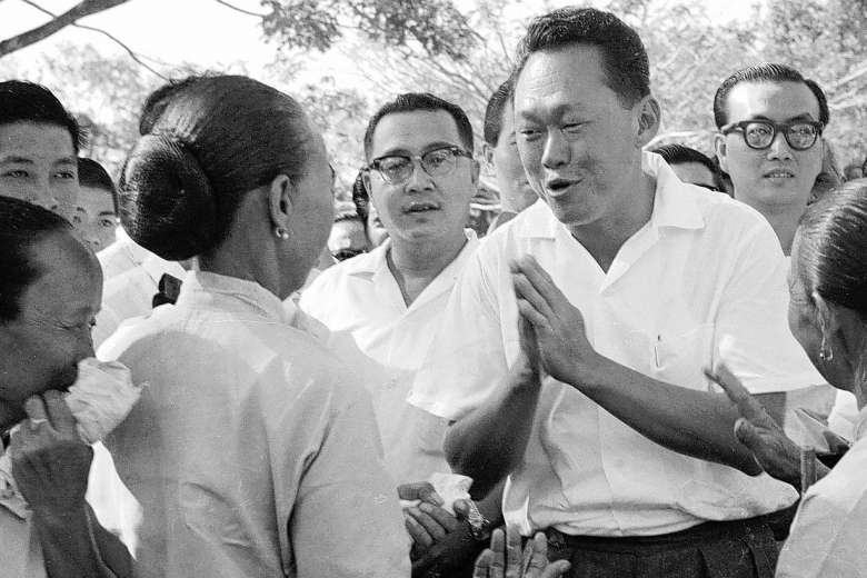 Remembering Lee Kuan Yew: A life devoted entirely to Singapore
