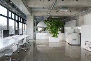 Tata Ruang Kantor Gabungan