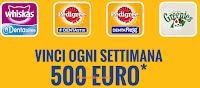 Logo Concorso ''Mese dell'Igiene orale'': vinci voucher da 500€ per il tuo amico a 4 zampe