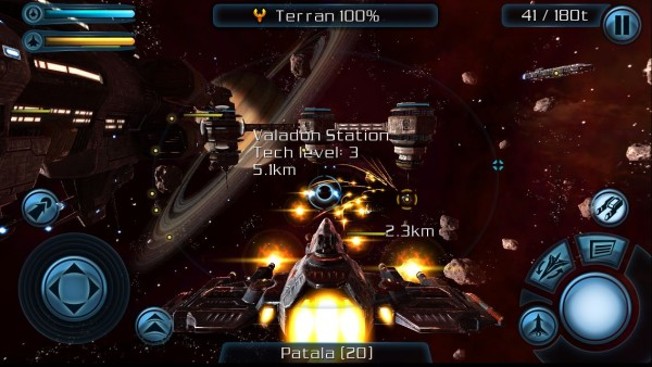 galaxy on fire 2 android