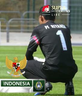Profil Muhammad Riyandi Kiper Timnas Yang Mirip Manuel Neuer