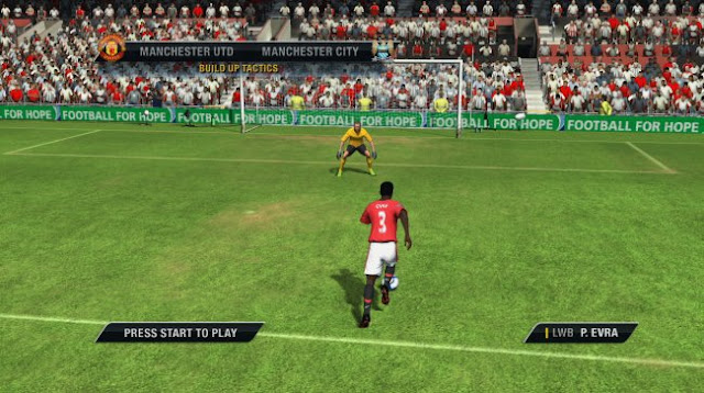 FIFA 10 Game Play