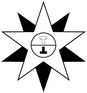 Elevenfold Star of Union or Astrum Argenteum
