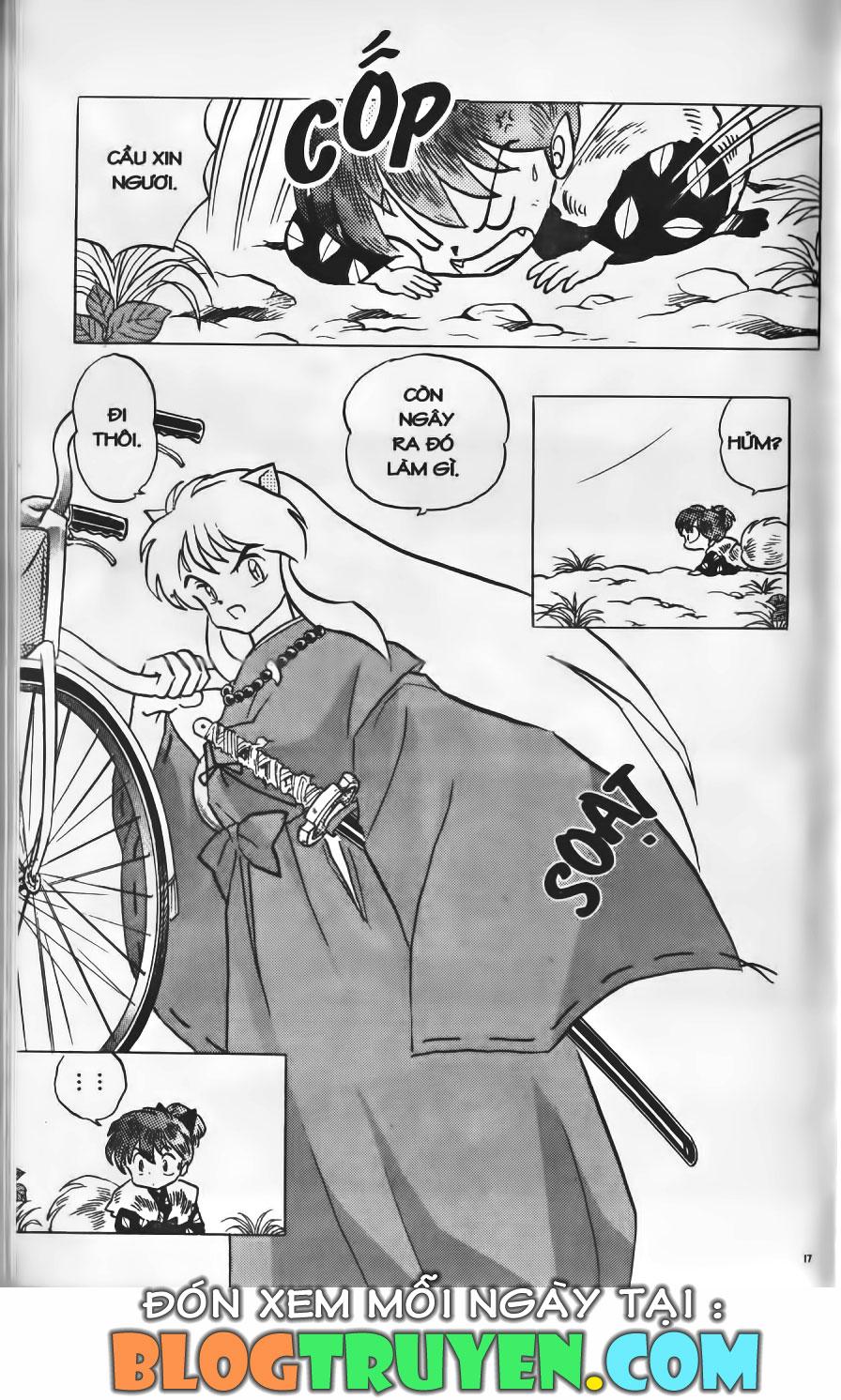 Inuyasha vol 04.1 trang 16