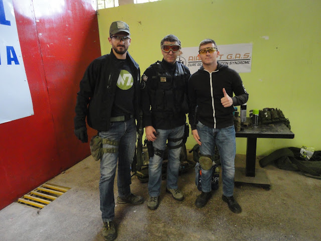 14.10.2018 - 4th Airsoft Tournament by SAL