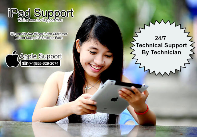 ipad customer support phone number
