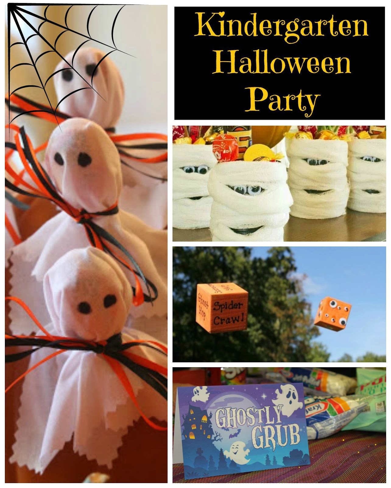 Keeping Up With The Kiddos Kindergarten Halloween Party