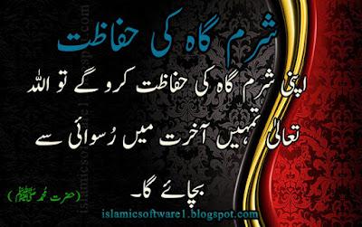 aqwal zareen urdu language