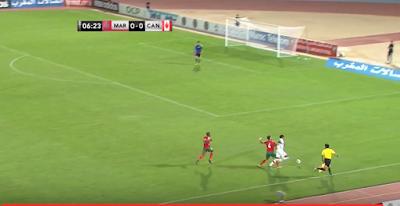 شاهد مباراة المغرب وكندا بث مباشر على الجوال يوتيوب مباراة ودية