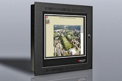 Notifier First Vision Touchscreen Fire Alarm Annunciator | Fire