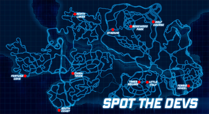 Free Need For Speed World Play4free By Ea Games Spot The Devs