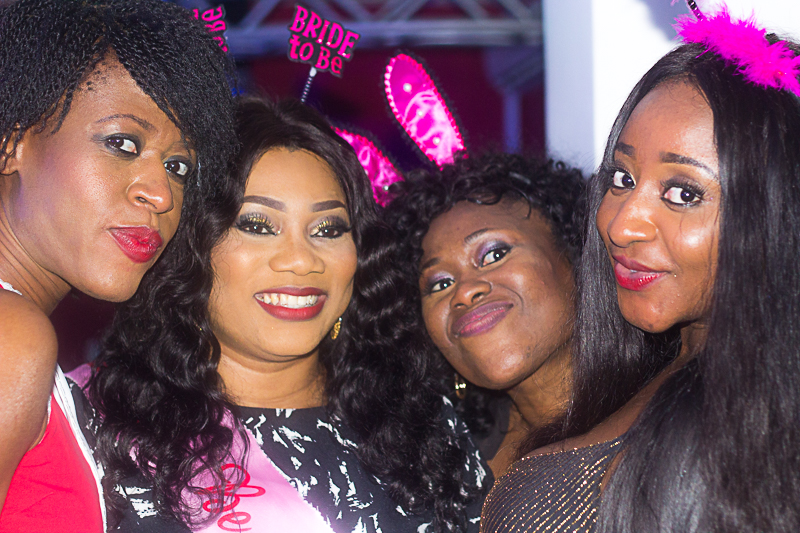 julie odia bridal party photos