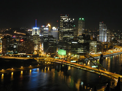 Batman: The Dark Knight Rises en Pittsburgh