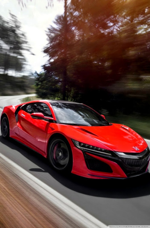 Acura Nsx Wallpaper | Wallpapers Gallery