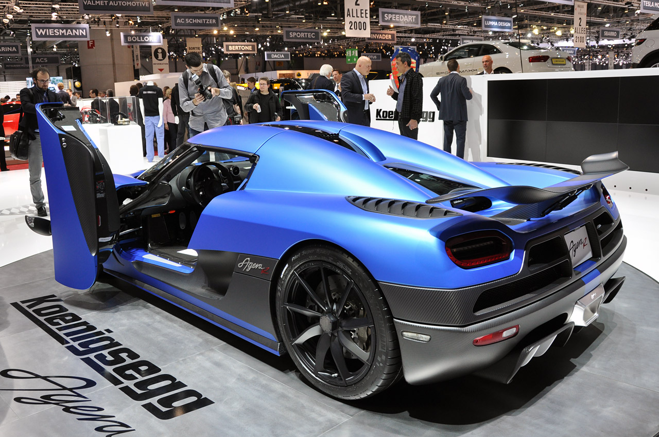 Koenisegg Agera R Cars Wallpapers