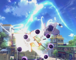 GIOCO NARUTO ULTIMATE NINJA STORM 4 PER PS4 E XBOX ONE - VIDEO TRAILER E RECENSIONE