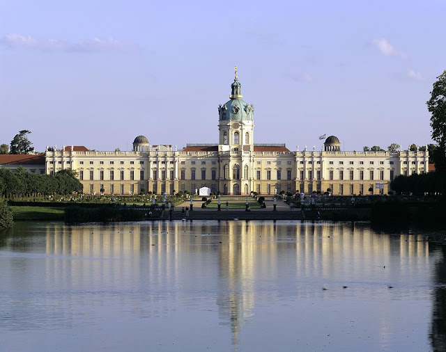 Palácio de Charlottenburg, Berlim