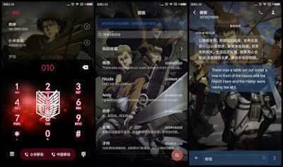 Download Tema Xiaomi Anime