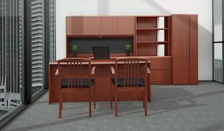 Cherryman Ruby Executive Office Furniture
