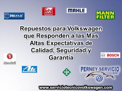 Perney Servicio SAS Repuestos Volkswagen