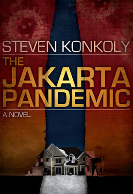 The Jakarta Pandemic by Steven Konkoly - book cover