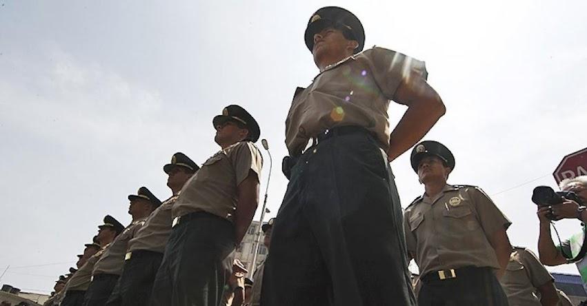PNP: Policías estarán obligados a presentar declaración jurada sobre sus ingresos, bienes y rentas (D. Leg. 1291)