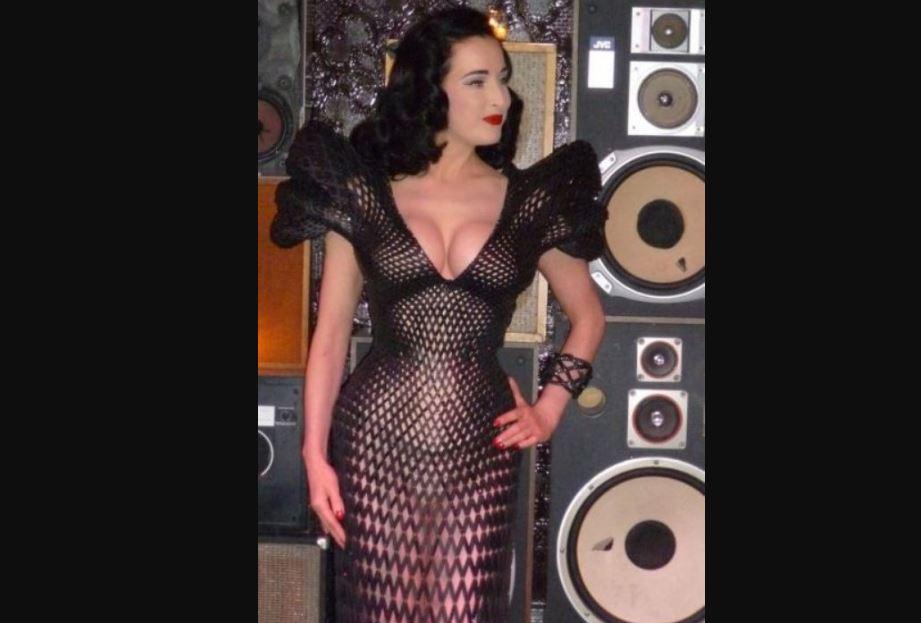 Vestido Articulado En 3D