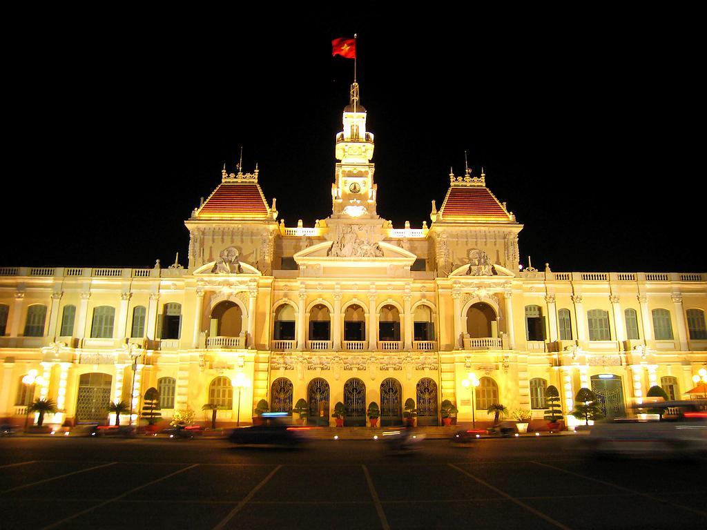 Phoebettmh Travel Vietnam We love Ho Chi Minh