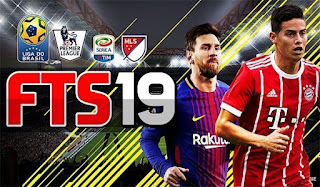 FTS 19 MOD APK + Data OBB Full Transfers