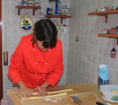 Rolling Potato Gnocchi | Mama Isa
