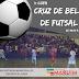 MARUIM: Copa Cruz de Bela de Futsal começa na segunda-feira
