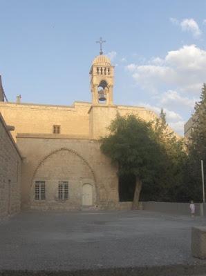 Kırklar Kilisesi Mor Behnam