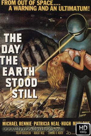 El Dia Que La Tierra Se Detuvo (1951) [1080p] [Latino-Ingles] [MEGA]